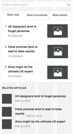 Image of a blog-sidebar